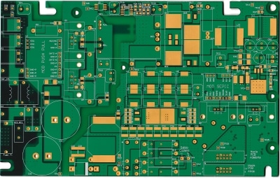 placa pcb de electronica industrial o de electrónica de potencia diseñada a la medida en cohen electronics consulting